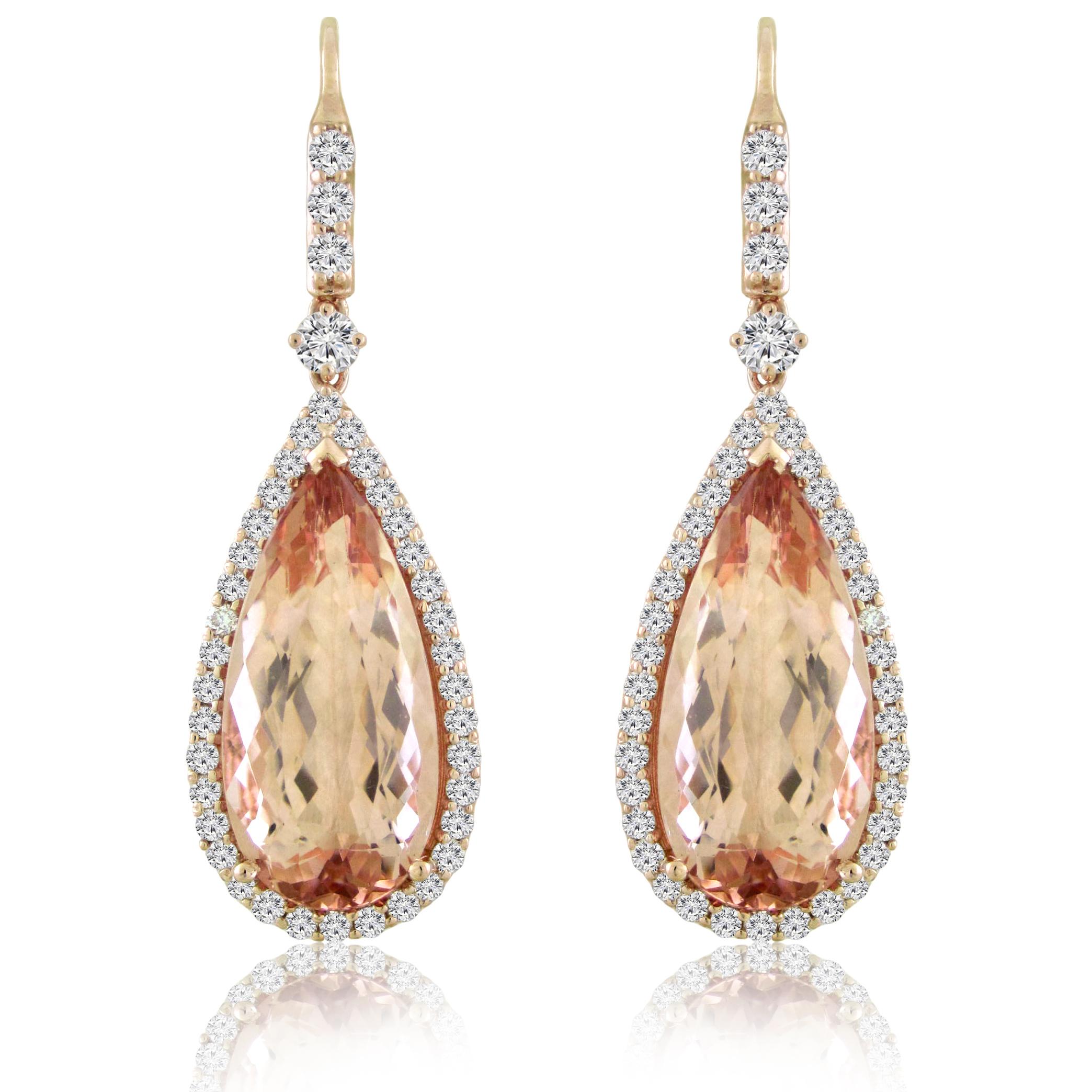 Colorstone Earrings