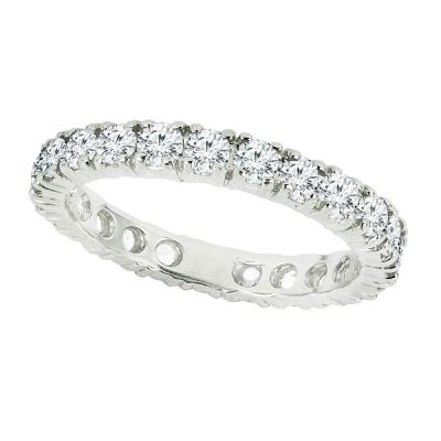 14k Diamond Stackable Ring