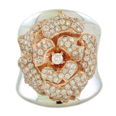 18k 1.25ctw Diamond Ring