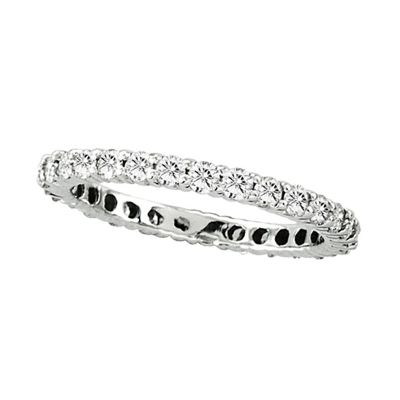 14k 2.1ctw Diamond Eternity Band Ring